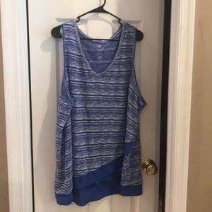 Livi Lane Bryant sleeveless